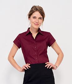 Short Sleeve Ladies