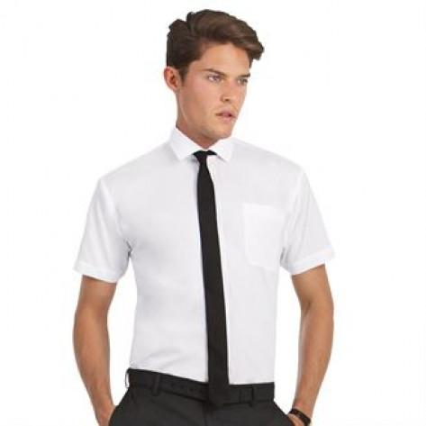 B&C Collection Smart short sleeve /men