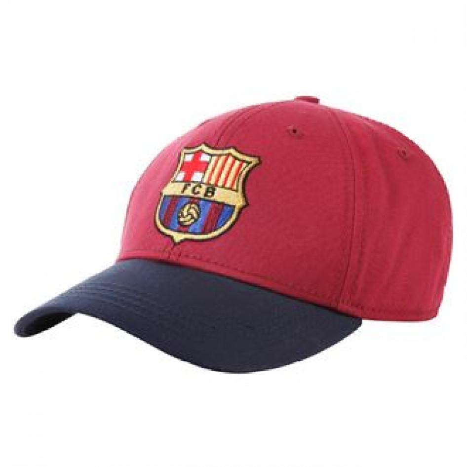 Official Football Merch Adult Barcelona FC core cap - Headgear ... cabadc55ba7