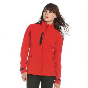 B&C Collection X-Lite softshell /women