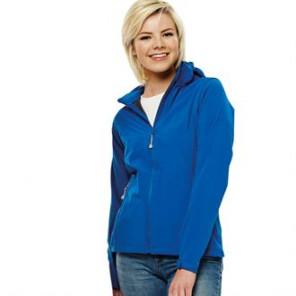 Regatta Standout Women's Arley hooded softshell