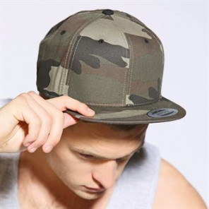 Flexfit by Yupoong Camouflage snapback (6089CM)