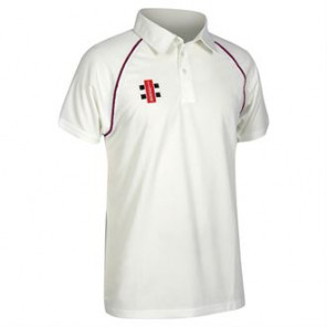 Gray-Nicolls Kids Matrix short sleeve shirt