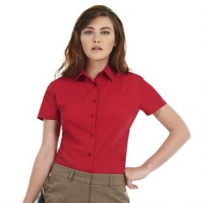B&C Collection Smart short sleeve /women