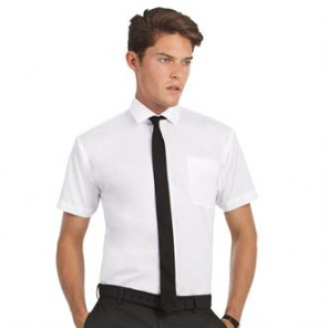 B&C Collection Smart short sleeve /men