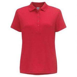 Callaway Women's classic chev solid polo