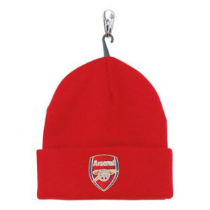 Official Football Merch Adult Arsenal FC core beanie