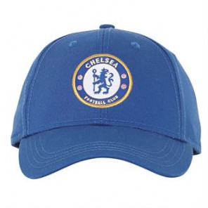 Official Football Merch Adult Chelsea FC core cap