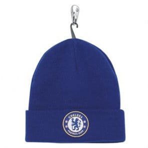 Official Football Merch Adult Chelsea FC core beanie