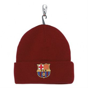 Official Football Merch Adult Barcelona FC core beanie