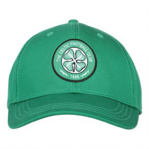 Official Football Merch Adult Celtic FC core cap