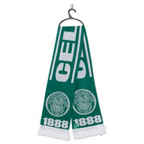 Official Football Merch Celtic FC scarf