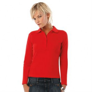 B&C Collection Safran pure long sleeve /women