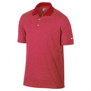 Nike Victory stripe polo shirt