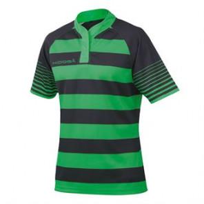 KooGa Touchline hooped match shirt