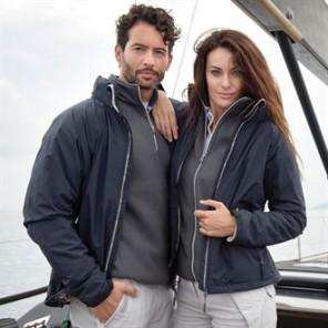 Slam Porto Cervo lined jacket