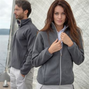 Slam Women's Bay hill full zip fleece