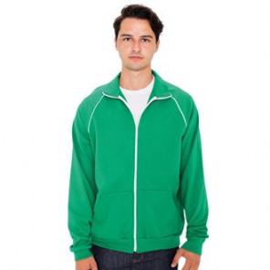 American Apparel California fleece track jacket (5455)
