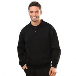 Maddins Coloursure polo plaquet sweatshirt