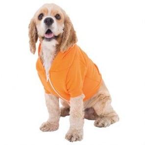 American Apparel Flex fleece dog zip hoodie (F997)