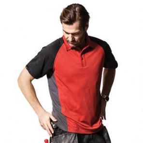 Snickers AVS advanced polo shirt (2714)