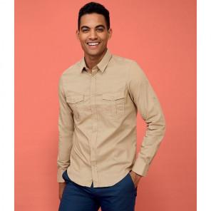 SOL'S Burma Roll Sleeve Poplin Shirt