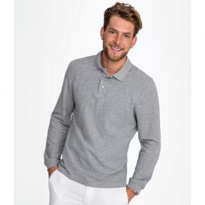 SOL'S Winter II Long Sleeve Cotton Piqu+® Polo Shirt