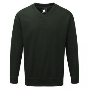 Orn Clothing Buzzard V-Neck Sweatshirt