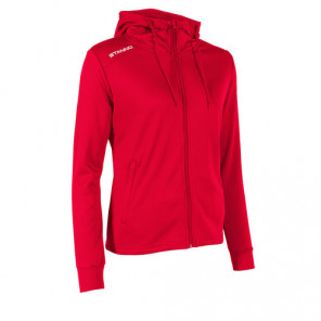 STANNO FIELD HOODED JACKET LADIES