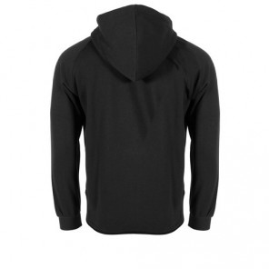STANNO EASE HOODED SWEAT JACKET FULL ZIP