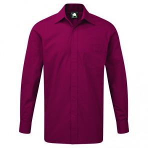 Orn Clothing Polycotton Shirt L/S