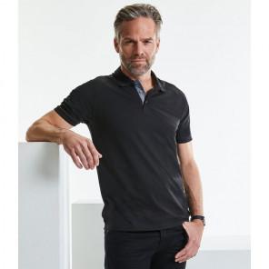 Russell HD Raglan Jersey Polo Shirt
