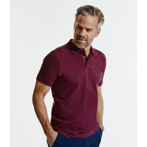 Russell Tailored Stretch Piqu+® Polo Shirt