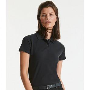Russell Ladies Classic Cotton Piqu+® Polo Shirt