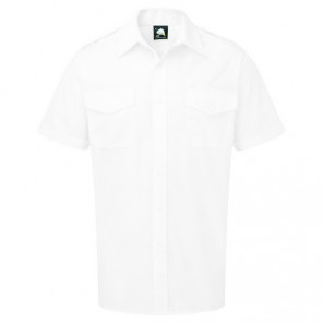 Orn Clothing JC2566 Premium S/S Pilot Shirt