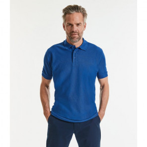 Russell Ultimate Cotton Piqu+® Polo Shirt