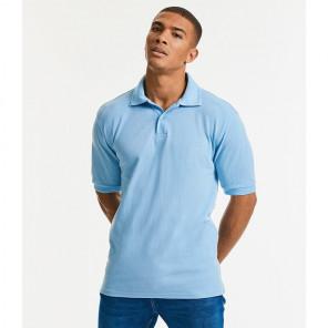 Russell Hardwearing Poly/Cotton Piqu+® Polo Shirt
