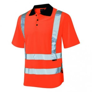 Orn Clothing High Viz Poloshirt