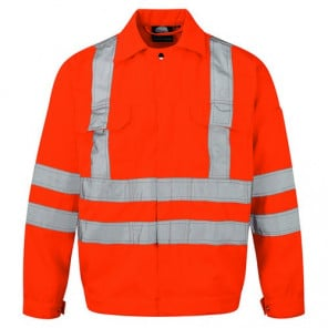 Orn Clothing Hi-Vis Rook Jacket