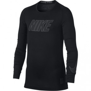 NIKE PRO YOUTH TOP LONG SLEEVE COMP