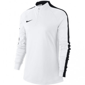 NIKE WOMENS DRY ACADEMY18 DRIL TOP LONG SLEEVE