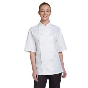 AFD Short Sleeve Chef's Jacket