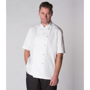 AFD Short Sleeve Thermo°ool™ Chef's Jacket