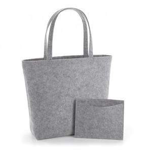 BagBase Felt Shopper