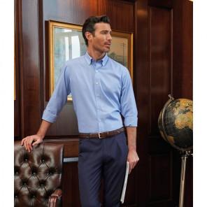 Brook Taverner Toronto Long Sleeve Oxford Shirt