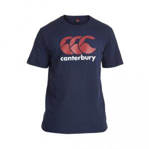 CANTERBURY CCC LOGO TEE SENIOR