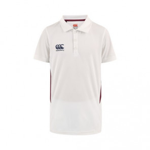 CANTERBURY CRICKET SHIRT JUNIOR