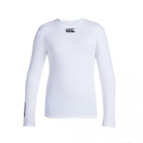 CANTERBURY BASELAYER COLD LONG SLEEVE TOP - KIDS