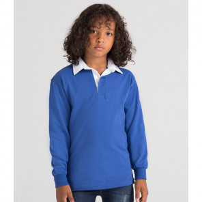 Front Row Kids Classic Rugby Shirt