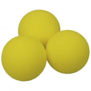 PRECISION HIGH DENSITY FOAM BALLS (PACK OF 3)